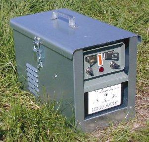 ELECTRIFICATEUR SECTEUR / BATTERIE
