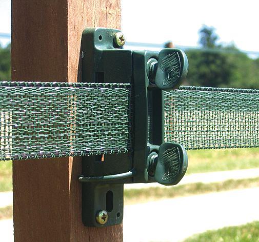 isolateur en ligne vert