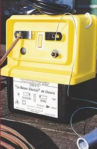 électrificateur secteur