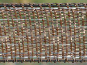 500 m ruban marron 4 cm M4
