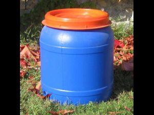 1 dose de 30 kg gris anthracite (3m2) CL3