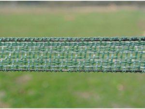 500 m ruban vert 2 cm V2