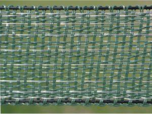 250 m ruban vert 4 cm G4