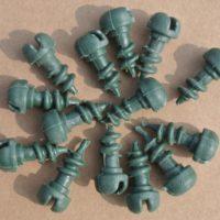 VIS vertes pour isolateur 8NV (14 ) VV