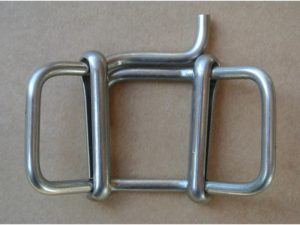 Boucle Inox (du Tendeur 35V) seule Réf. 35N