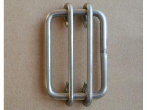 Boucle de jonction ruban 4 cm 24B