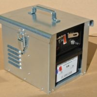 Electrificateur a pile 9 volts E4