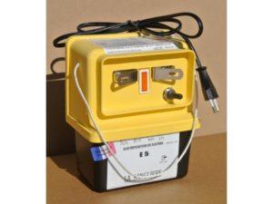 Electrificateur cloture electrique sur secteur