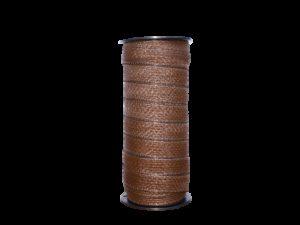 100 m ruban marron 4 cm PM4