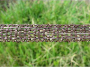 500 m ruban marron 1,3 cm M1