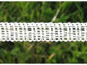 250 m ruban blanc 1,3 cm H1