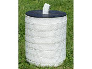 250 m ruban blanc 4 cm H4